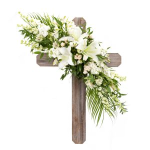 Peace and Serenity Cross Tribute